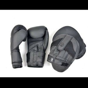 Ultra FitnessGear Boxing Combo 16ozOr18oz With Pad